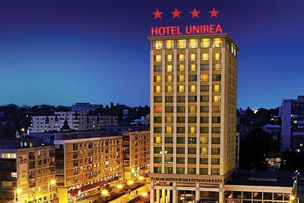 HOTEL UNIREA 4* - NU MAI SUNT CAMERE DISPONIBILE!