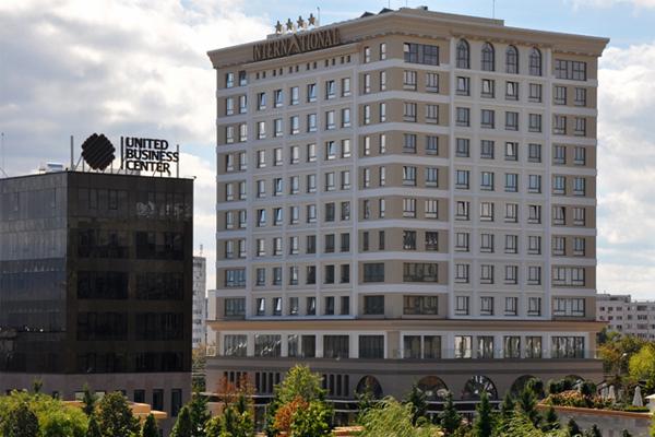 HOTEL INTERNATIONAL 4* - Pentru noaptea de 4 spre 5 octombrie nu mai exista disponibilitate!