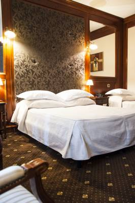 HOTEL SELECT 4* - NU MAI SUNT CAMERE DISPONIBILE!
